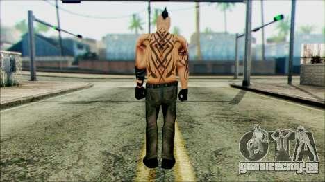 Manhunt Ped 16 для GTA San Andreas второй скриншот