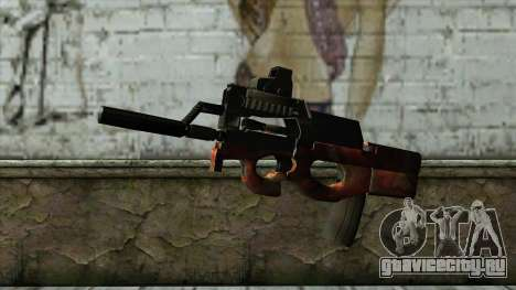 P90 from PointBlank v3 для GTA San Andreas