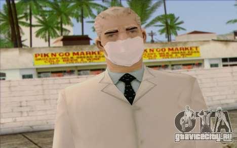 Российский врач для GTA San Andreas третий скриншот