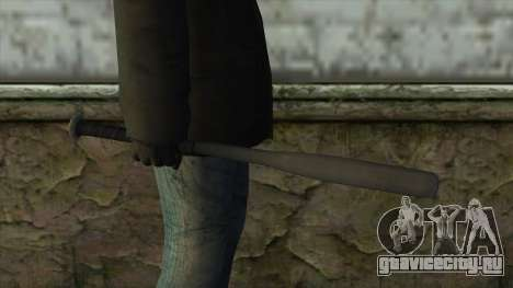 Vandal Euromaidan Style Bat для GTA San Andreas третий скриншот