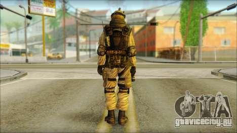 Наёмник (SC: Blacklist) v3 для GTA San Andreas второй скриншот