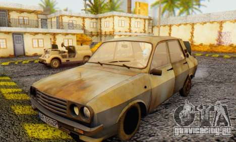 Dacia 1310 MLS Rusty Edition 1988 для GTA San Andreas