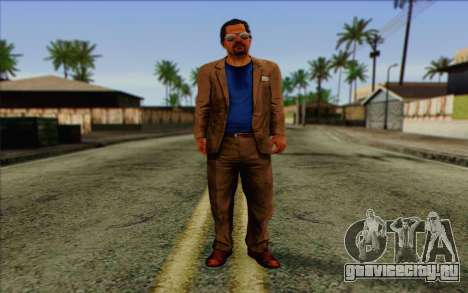 Willis Huntley from Far Cry 3 для GTA San Andreas