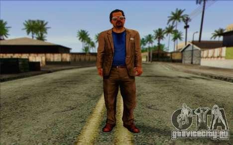 Willis Huntley from Far Cry 3 для GTA San Andreas