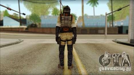 Наёмник (SC: Blacklist) v1 для GTA San Andreas второй скриншот
