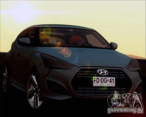 Hyundai Veloster 2013 для GTA San Andreas