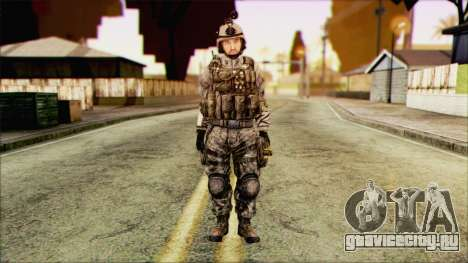 Боец (PLA) v1 для GTA San Andreas