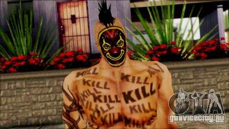 Manhunt Ped 16 для GTA San Andreas третий скриншот