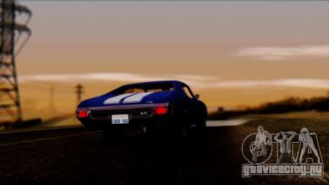 Graphic Unity V4 Final для GTA San Andreas седьмой скриншот