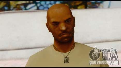 Army Vic для GTA San Andreas третий скриншот