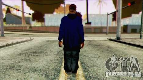 Наркоман v3 для GTA San Andreas второй скриншот