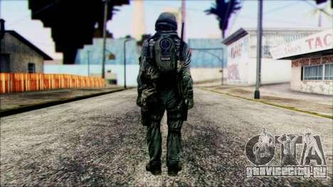 Боец (PLA) v5 для GTA San Andreas второй скриншот