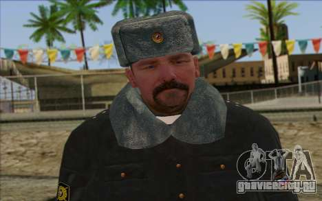 Полиция России Скин 2 для GTA San Andreas третий скриншот