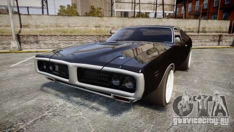 Dodge Charger 1971 для GTA 4