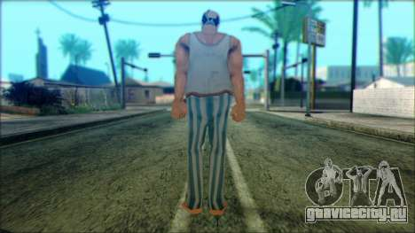 Manhunt Ped 8 для GTA San Andreas второй скриншот