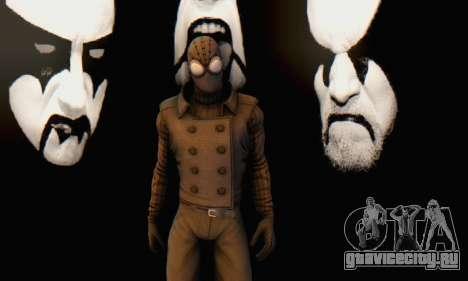 Skin The Amazing Spider Man 2 - DLC Noir для GTA San Andreas шестой скриншот