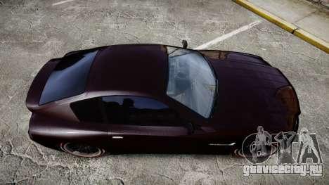 GTA V Schyster Fusilade v2 для GTA 4 вид справа