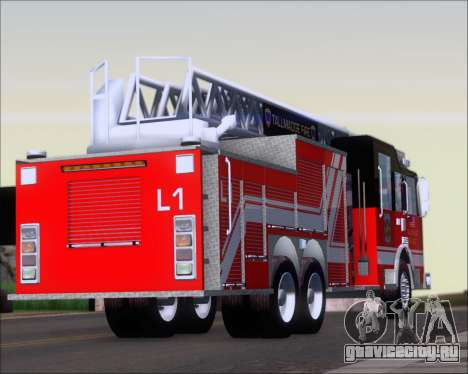 Pierce Arrow XT TFD Ladder 1 для GTA San Andreas вид справа