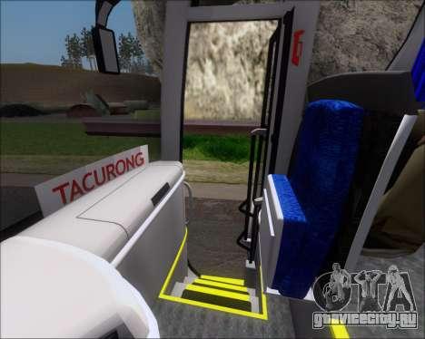 MAN Lion Coach Rural Tours 2790 для GTA San Andreas колёса
