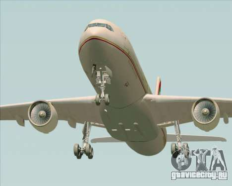 Airbus A330-300 Etihad Airways для GTA San Andreas двигатель