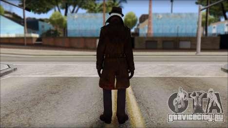 Staff Soldier для GTA San Andreas второй скриншот