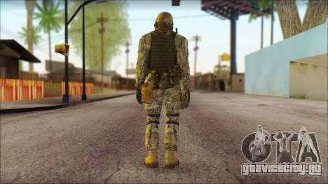 USA Soldier v1 для GTA San Andreas второй скриншот