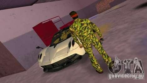 Camo Skin 07 для GTA Vice City третий скриншот