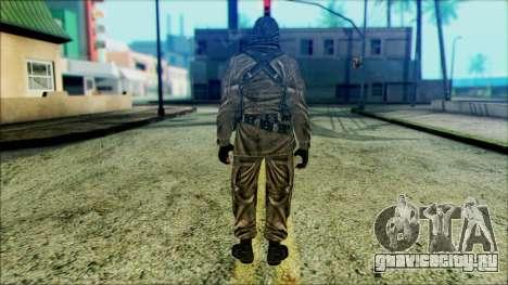 Солдат ВДВ (CoD: MW2) v6 для GTA San Andreas второй скриншот