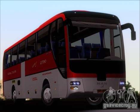 MAN Lion Coach Rural Tours 2790 для GTA San Andreas