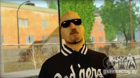 El Coronos Skin 2 для GTA San Andreas третий скриншот