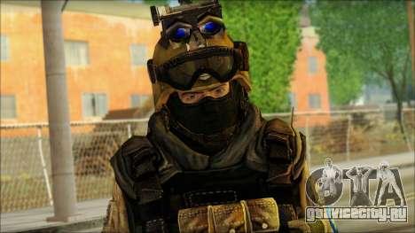 Наёмник (SC: Blacklist) v3 для GTA San Andreas третий скриншот