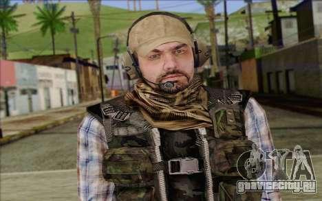 Tanny from ArmA II: PMC для GTA San Andreas третий скриншот