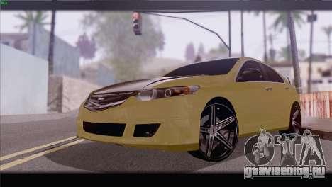 Honda Accord Mugen для GTA San Andreas
