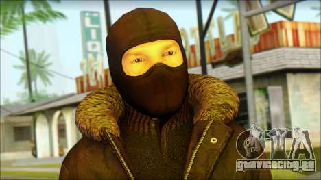 Vandal Euromaidan Style Dirty для GTA San Andreas третий скриншот