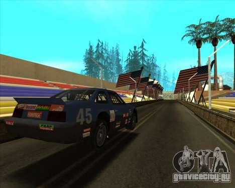 Sky Road Merdeka для GTA San Andreas третий скриншот