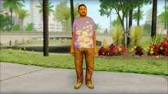 GTA 5 Ped 21 для GTA San Andreas