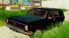 ГАЗ-24-12 Катафалк