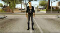 Watch Dogs Clara Lille для GTA San Andreas