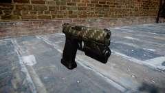 Пистолет Glock 20 carbon fiber