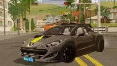 Peugeot RCZ GTS 2010 Tuned v2.0