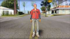 Marty from Back to the Future 2015 для GTA San Andreas