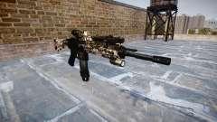 Автоматический карабин Colt M4A1 zombies