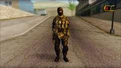 MG from PLA v2 для GTA San Andreas