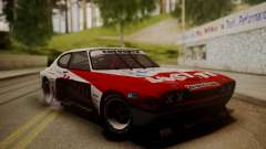 Ford Capri RS Cosworth 1974 Skinpack 3 для GTA San Andreas