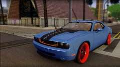 Dodge Challenger SRT8 Stance для GTA San Andreas