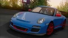 Porsche 911 GT3 2010 для GTA San Andreas