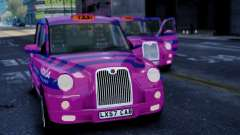London Taxi Cab v1