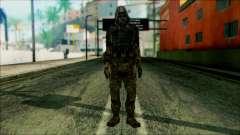 Солдат из команды Фантом 4