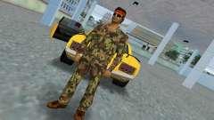 Camo Skin 09 для GTA Vice City
