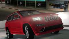 Jeep Grand Cherokee SRT-8 (WK2) 2012 для GTA Vice City